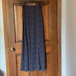 Super cute f21 maxi skirt